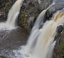 Turpin Falls by Lozzar Landscape