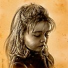 Portrait of a Girl by © Helen Chierego