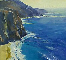 Big Sur California by Michael Creese