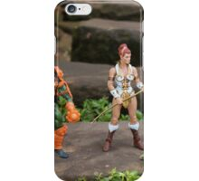 Masters of the Universe Classics - Teela & Man-At-Arms iPhone Case/Skin