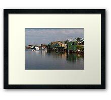 West Dover (2) Framed Print