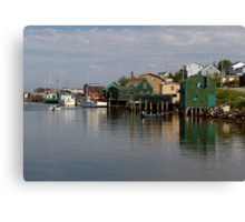 West Dover (2) Canvas Print