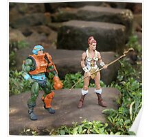 Masters of the Universe Classics - Teela & Man-At-Arms Poster