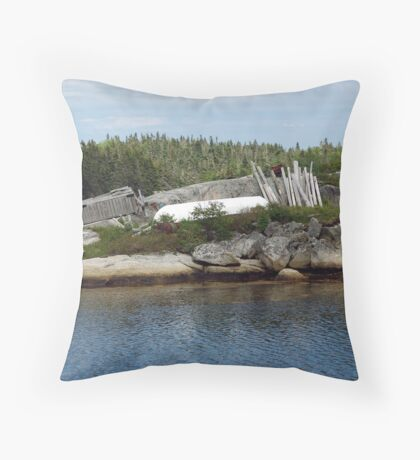 West Dover (4) Throw Pillow