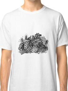 Vegetables Aussie Tangle Classic T-Shirt