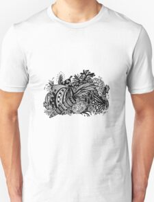 Vegetables Aussie Tangle T-Shirt