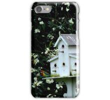 Rosalee Cottage Garden iPhone Case/Skin