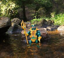 Masters of the Universe Classics - Mer-Man 2 by GskullWarrior