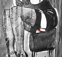 netted pins by Loui  Jover
