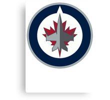 Winnipeg Jets Canvas Print