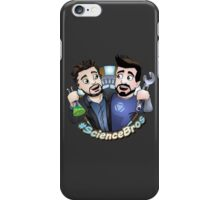 #sciencebros iPhone Case/Skin