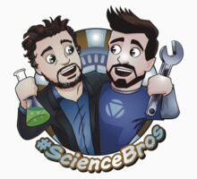 #sciencebros Kids Tee