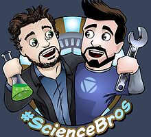#sciencebros by Mike Rieger