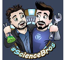 #sciencebros Photographic Print