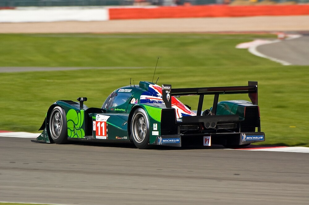 #11 lola B10/60 Coupe by Willie Jackson