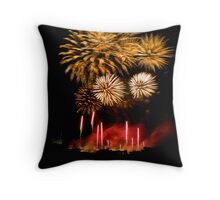 Images by CADAC - C4 Throw Pillow