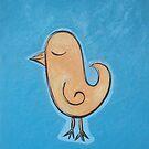 Happy Chick by Rischelle Brooks