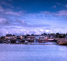 Galway Harbour - Galway, Ireland by Mark Richards