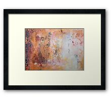 Continuities Framed Print