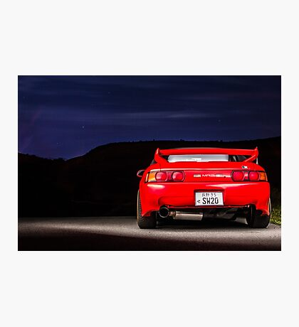 CarAndPhoto - MR2 Photographic Print