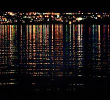 City Lights Upon the Water (1) by Mark Sellers