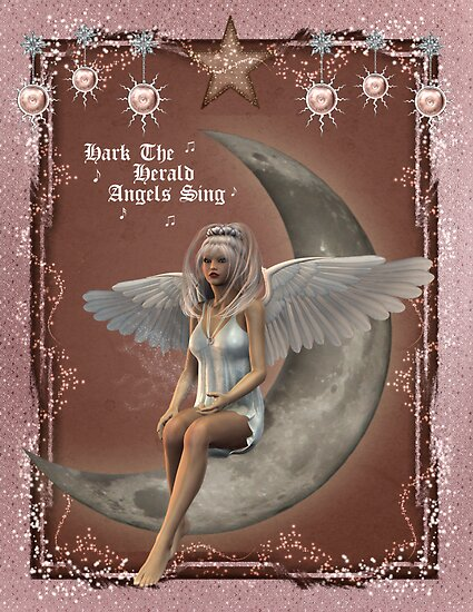 Hark The Herald Angels Sing by michellerena