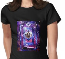 Symphony of parallel Worlds Womens Fitted T-Shirt