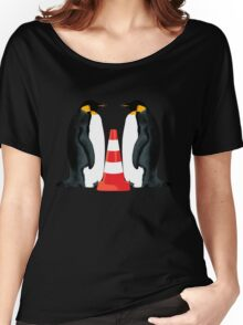 Adoption penguin style Women's Relaxed Fit T-Shirt