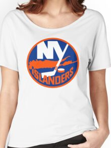 New York Islanders Women's Relaxed Fit T-Shirt