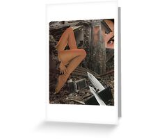 cataclysm Greeting Card