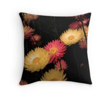 Forever lasting Throw Pillow