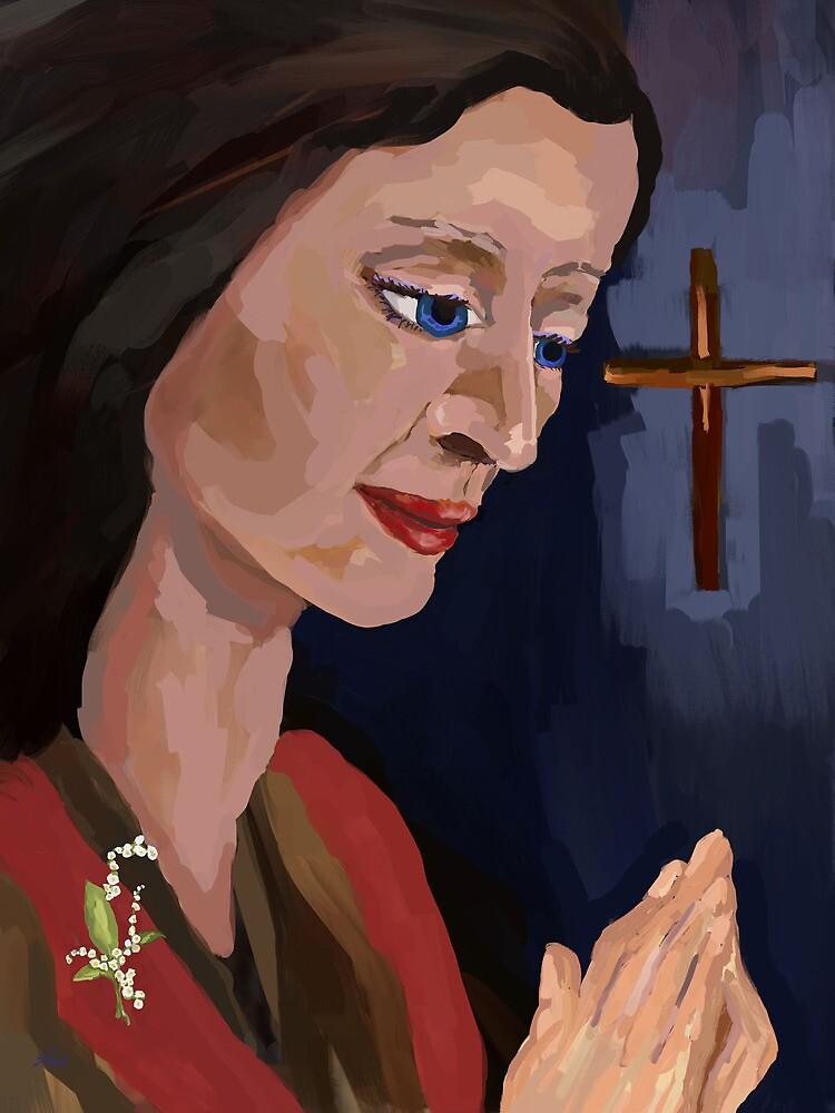 In Prayer by irisgrover