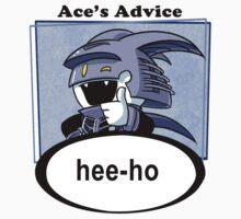 Ace's Advice One Piece - Short Sleeve