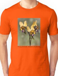 Pansy Orchid Unisex T-Shirt