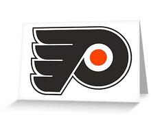 Philadelphia Flyers  Greeting Card