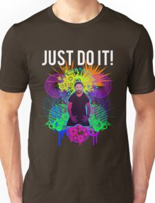 Shia Labeouf Epic JUST DO IT Unisex T-Shirt