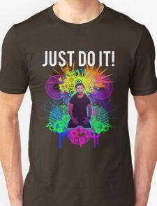 Shia Labeouf Epic JUST DO IT T-Shirt