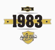 Born in 1983 (Choco&Yellow) by ipiapacs