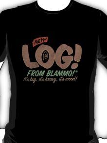 All New LOG!! T-Shirt
