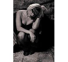 Suzy Does A Pris Photographic Print