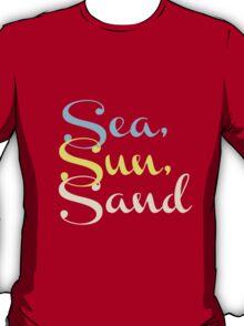The Beach T-Shirt