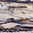 Lime Kilns - Rosedale by Trevor Kersley