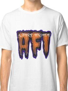 AFI - Burnt Logo Classic T-Shirt