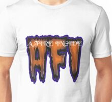 AFI - Burnt Logo Unisex T-Shirt
