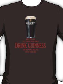 Drink Guinness T-Shirt