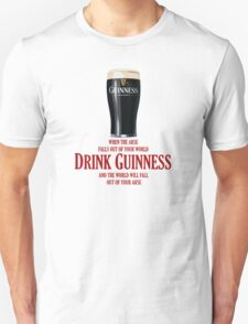 Drink Guinness Unisex T-Shirt