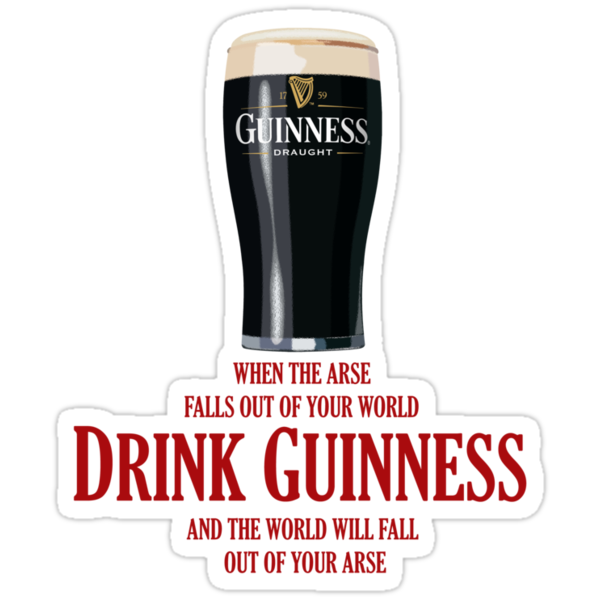Drink Guinness by derty