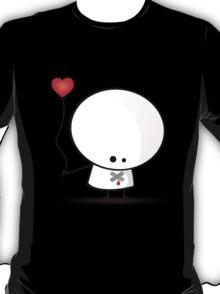 Sad boy with broken heart T-Shirt