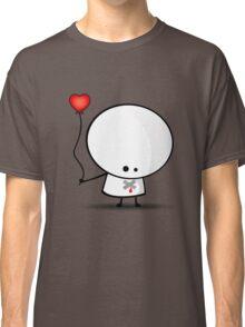 Sad boy with broken heart Classic T-Shirt