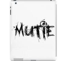 Mutie iPad Case/Skin